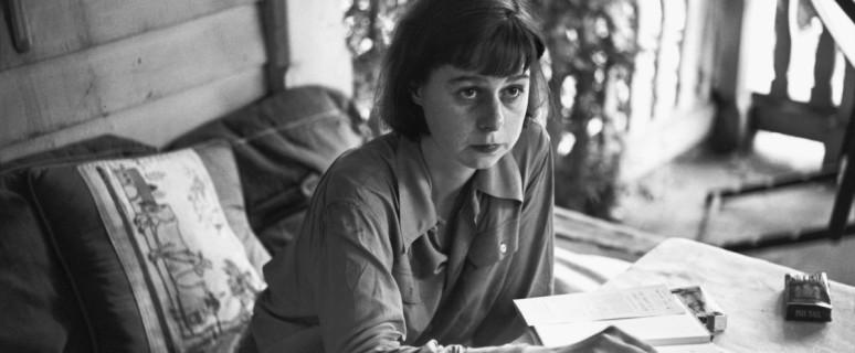 La escritora, en 1947. / Autoría desconocida