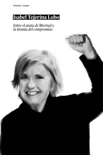 Isabel Tejerina. /Ilustración: Germán Alonso 'Pango'.
