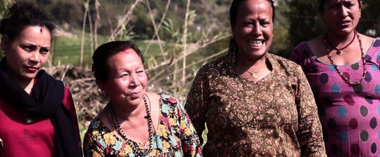 mujeres de Shanku. / Foto: Miradas en las frontera