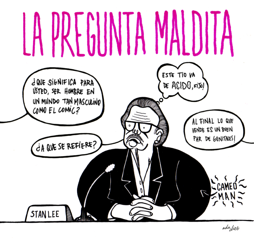 Viñeta de Ada Díez