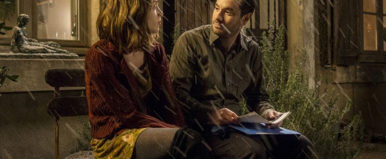 Fotograma de la película en el que aparecen los dos protagonistas