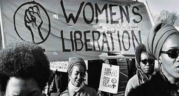 Algunas mujeres negras se sentían marginalizadas por el Movimiento de Liberación de la Mujer