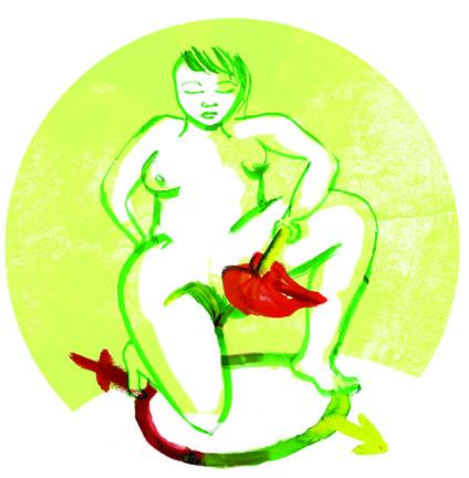 Ilustración de Nuria Frago.