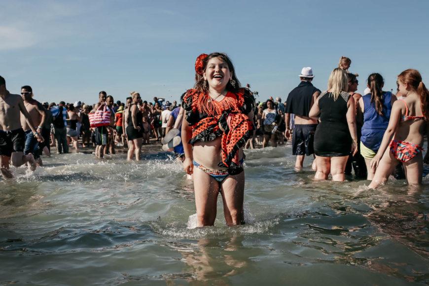 Cada año más de 10.000 personas de toda Europa acuden a Saintes- Maries-de-la-Mer. /Foto: Andrea Mantovani