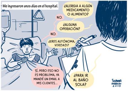 Autónoma. Por Susanna Martín