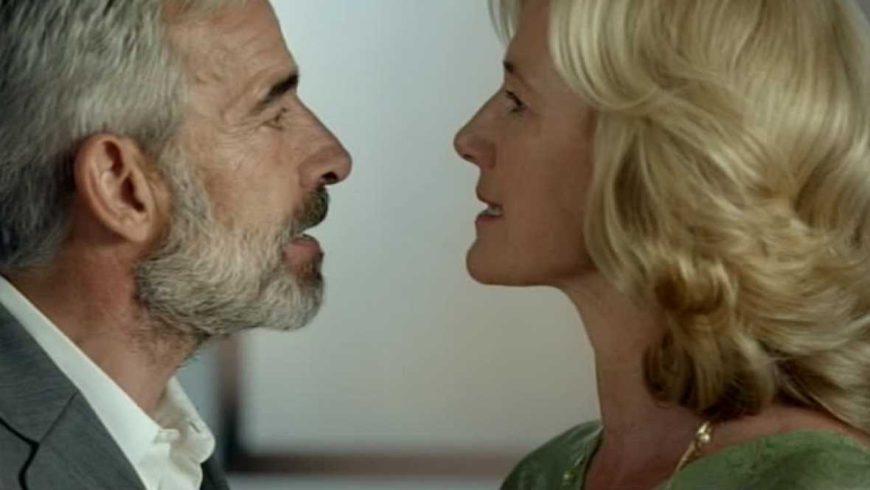 Fotograma de una discusión entre Antonio y Merche en 'Cuéntame'