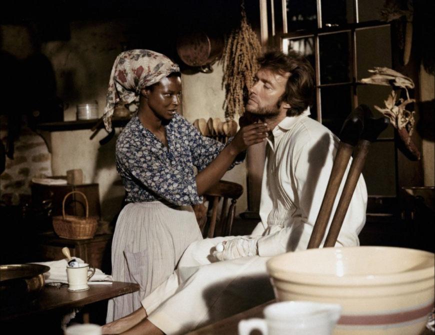 El personaje de la criada ha desaparecido en el 'remake' de Coppola.