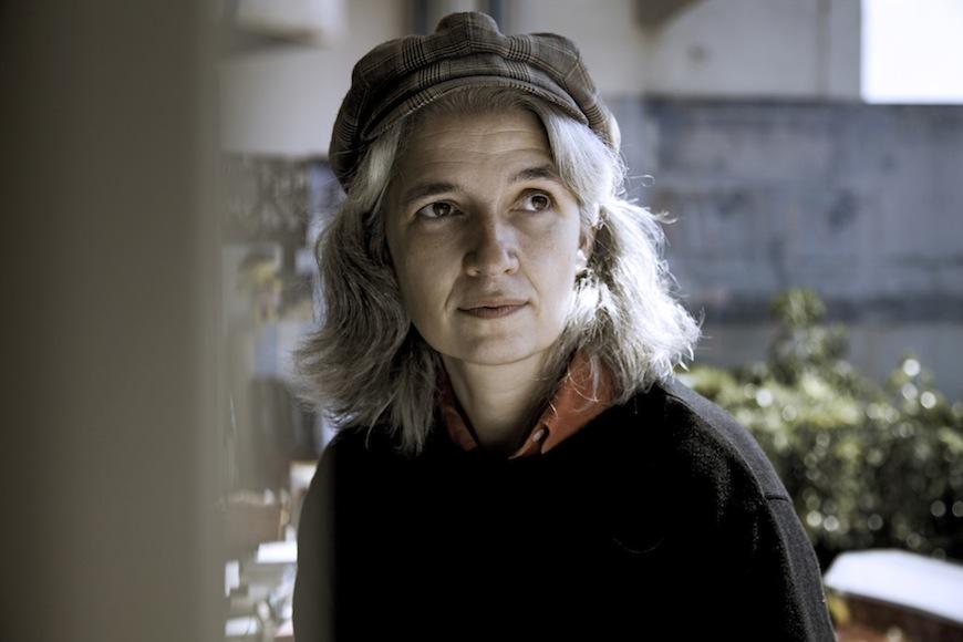 Belén Gopegui, en una imagen de archivo de Penguim Random House
