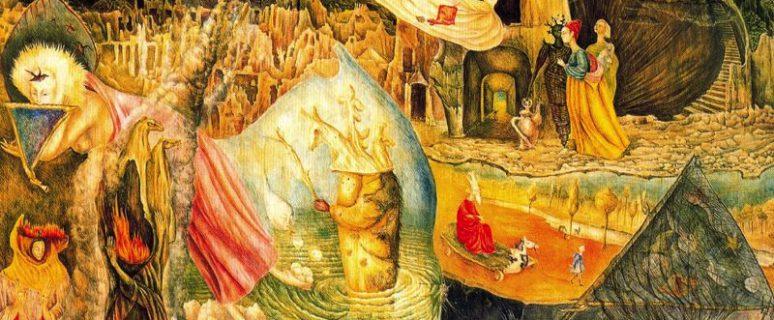 'Las distracciones de Dagoberto'. Leonora Carrington