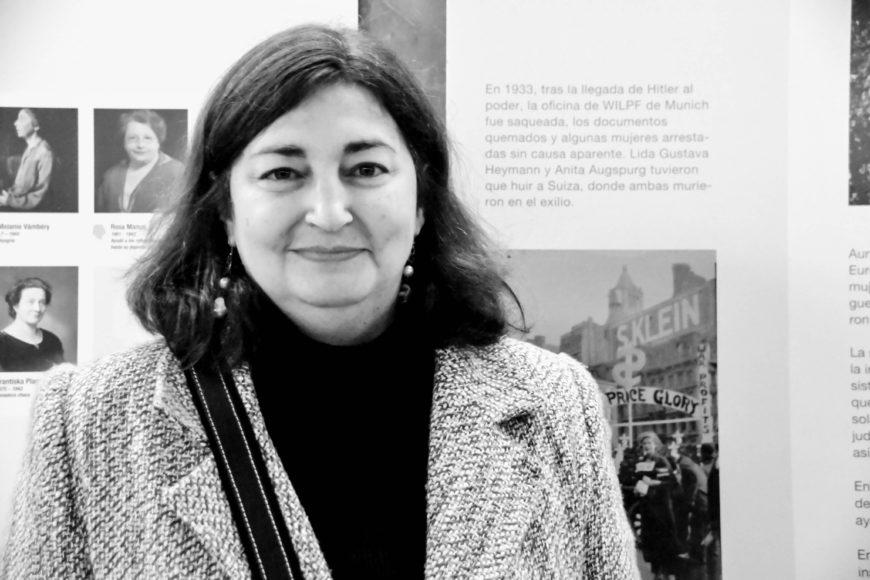 María José Guerra Palmero, fotografiada por Tamara Muñiz Pérez