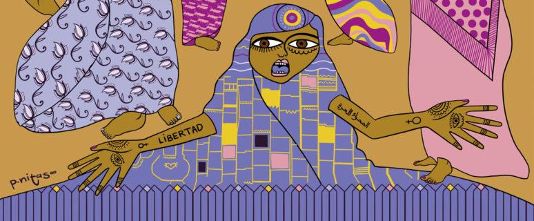 El mes de noviembre está dedicado a las mujeres saharauis.