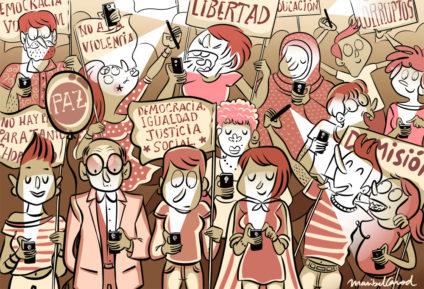Revolución. Por Maribel Carod