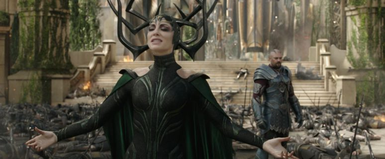 Hela es prácticamente indestructible