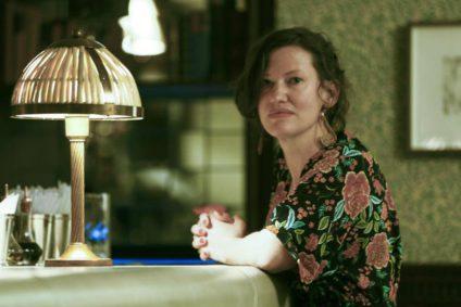 Clare Weiskopf, directora del documental 'Amazona'.