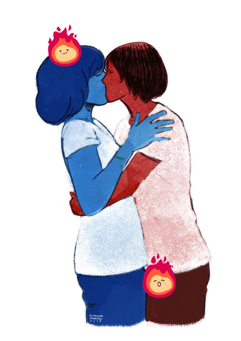 Ilustración: Susanna Martín