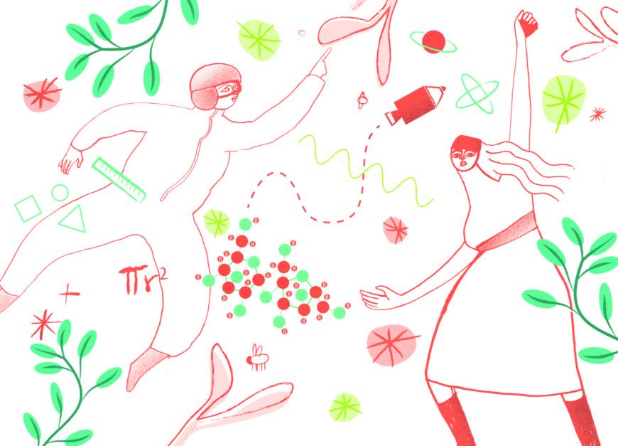 Ilustración: Irene Cuesta