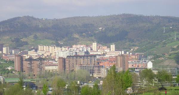 Vista panorámica del barrio bilbaíno donde sucediron los hechos. / Foto: Wikicommons.