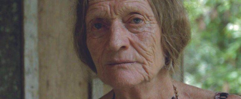 Valerie Meikle en un fotograma de la película 'Amazona'.