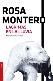 Portada de la novela de Rosa Montero.