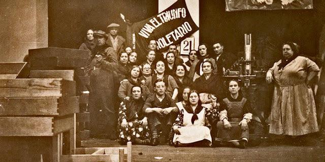 Movimiento obrero en la Real Fábrica de Tabacos