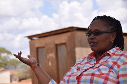 Lucy Yepe Itore, directora de la escuela IlBissil. / Foto: Oriol Peréz Serramià