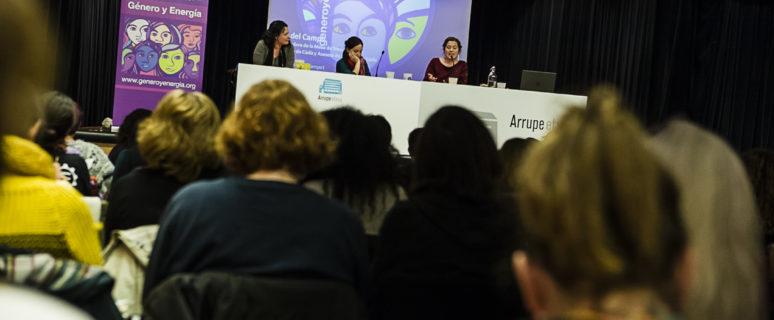 Más de 130 mujeres han participado en el primer congreso de género y energía. / Foto: J. Marcos
