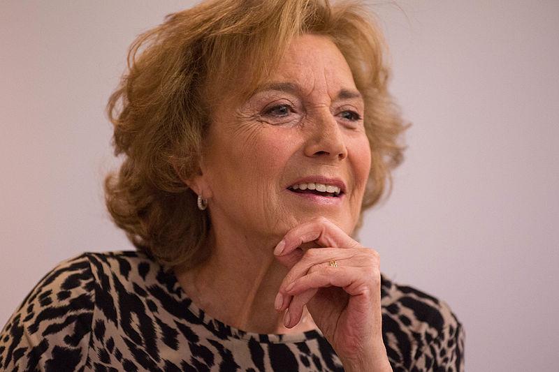 Marisa Paredes. / Foto: Pablo Tupin-Noriega (Wikimedia Francia)