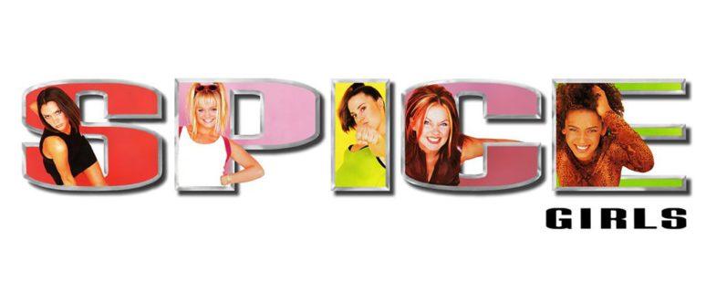Portada del primer disco de las Spice Girls.