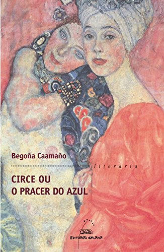 Portada de 'Circe ou o pracer do azul'