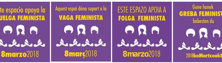 Más información y materiales en http://hacialahuelgafeminista.org