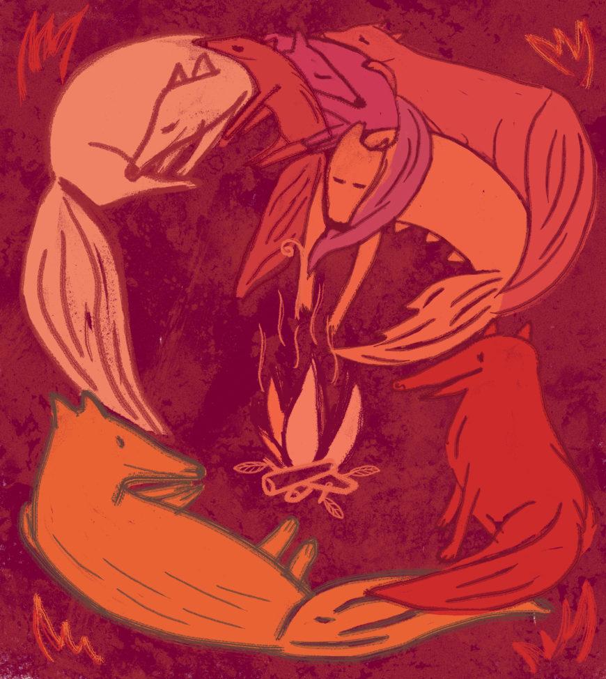 Ilustración de Irene Cuesta.