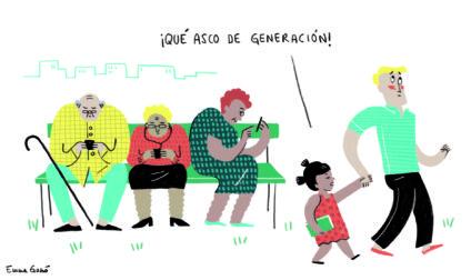 Viñeta de Emma Gascó