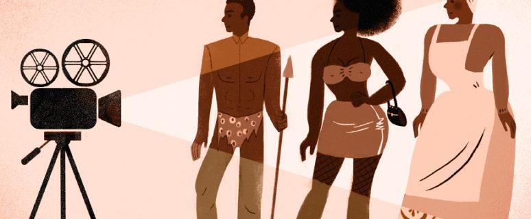 Ilustración: Lydia Mba