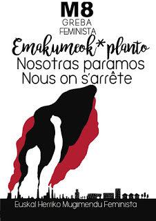 Cartel huelga Euskal Herria
