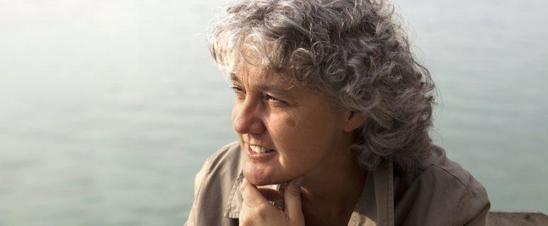 Mayte Martín, en una fotografía cedida por ella.