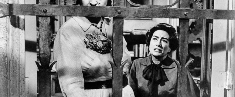 Bette Davis en 'Qué fue de Baby Jane'