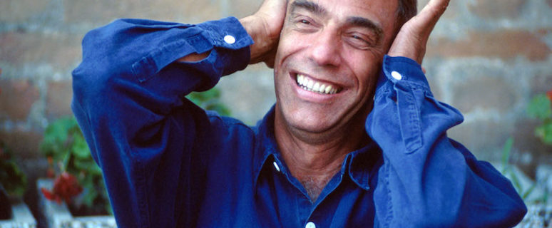 Derek Jarman en una foto de Gorup de Besanez cedida a Wikimedia Commons