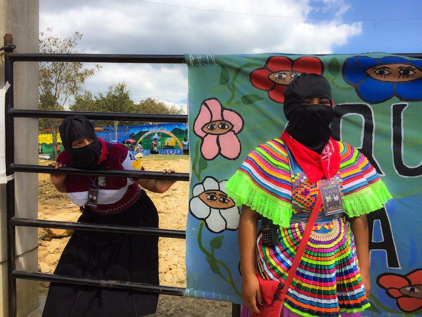 Pikara Zapatistas Magazine Los Rebeldes Las Entre wIzvqPqf