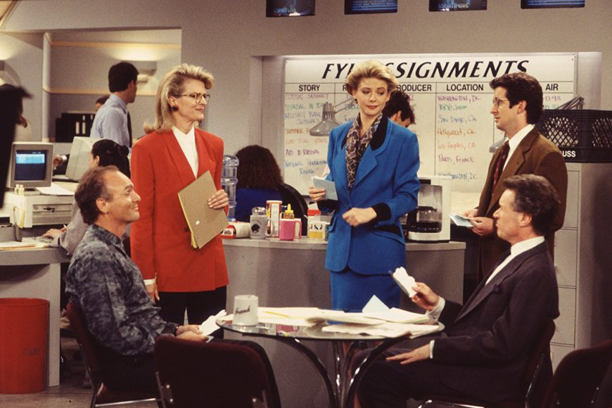 'Murphy Brown' es una de las series de los ochenta que contará con un remake