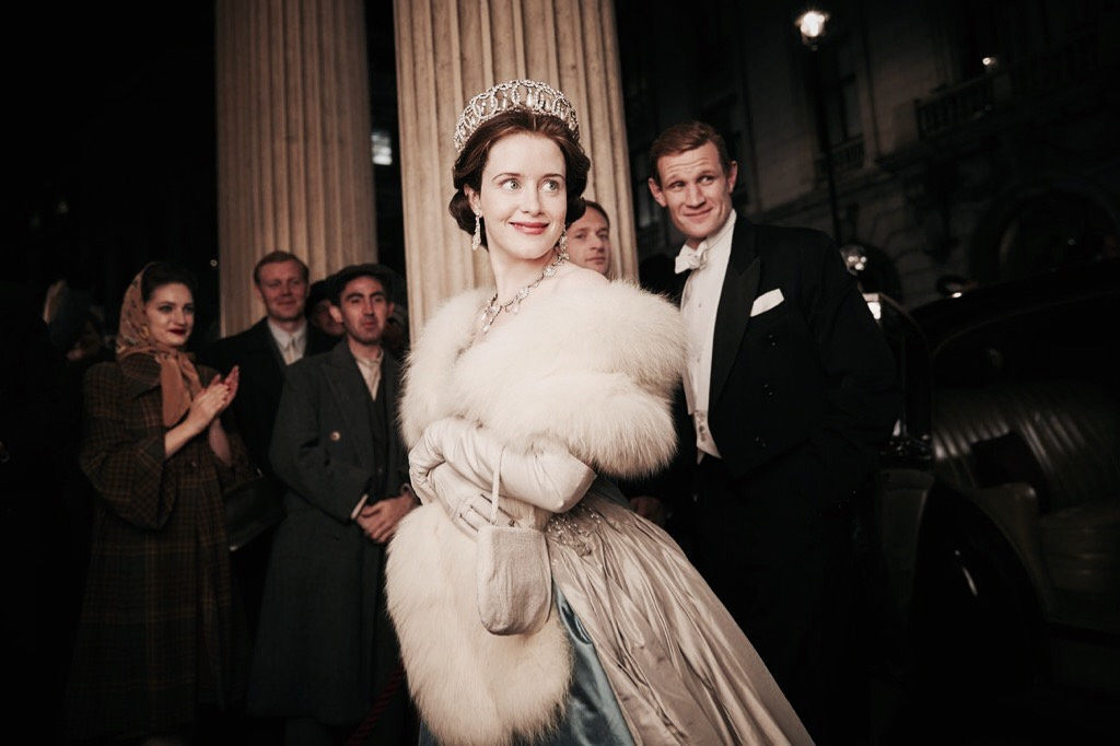 Claire Foy ha sido indemnizada por cobrar menos que su compañero en 'The Crown'