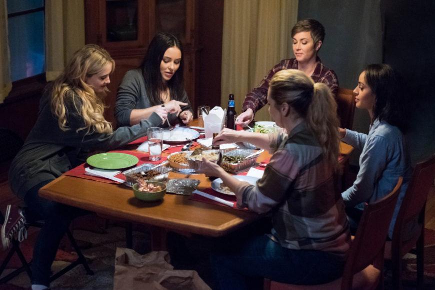 'Wayward Sisters', spin off de la veterana 'Sobrenatural' estaba llamada a convertirse en la primera serie fantástica de acción protagonizada por mujeres