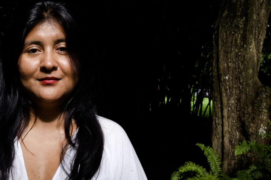 Nancy Yenny Velasco Guasamalli.