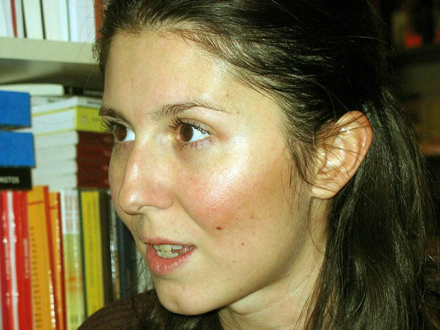 Cecilia Ştefănescu en una foto de archivo.- Javicisro para Romanian Wikipedia.