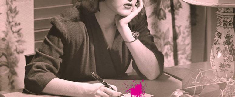 Autoficción: escribirse para ser