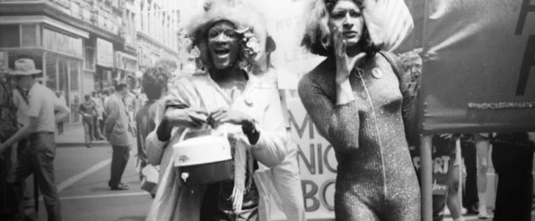 Masha P. Jonson y Sylvia Rivera en una imagen del documental 'The death and life of Marsha P. Johnson'