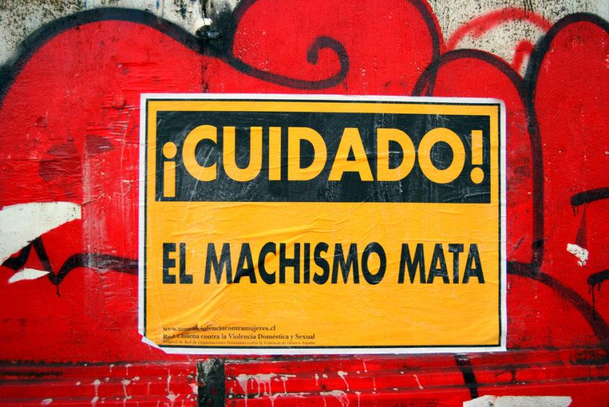 """""""Se ha creado la impresión de un ambiente de agresividad masculina generalizada y de un peligro constante para las mujeres"""", afirma Uría Ríos"""
