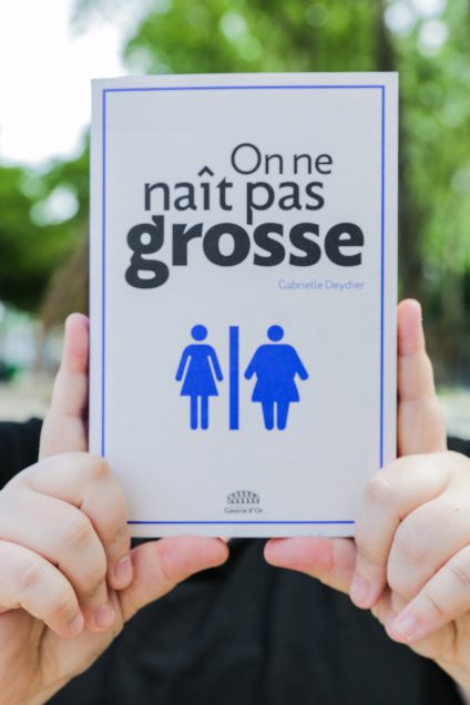 'No se nace gorda' ya ha vendido más de 4.500 ejemplares y será traducido al inglés./ T.S.