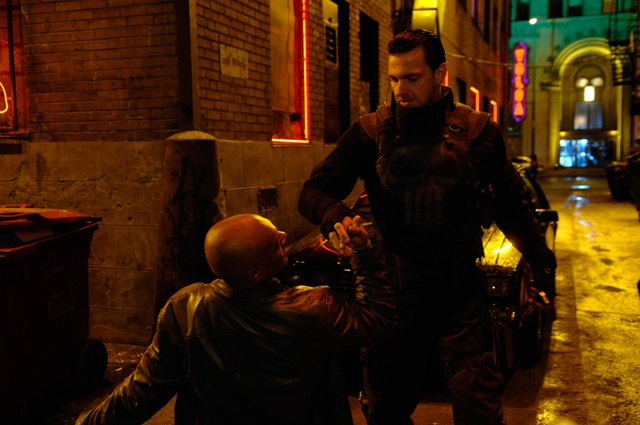 'Punisher: War Zone'./ Takeshi Seida / Lionsgate