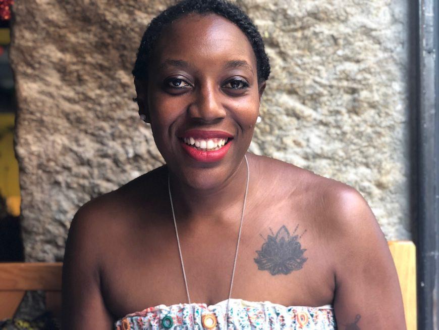 Desirée se inició como bloguer en 2011./ L.M.