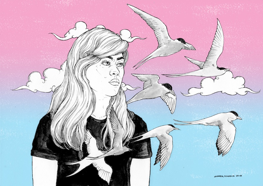Ilustración: Andrea Fonseca